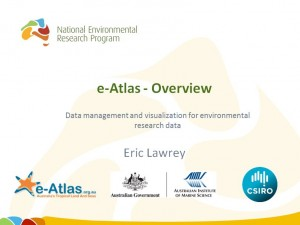 2014 04 DoE E-Atlas Overview
