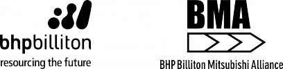 BHP Billiton / BMA - Partner logo