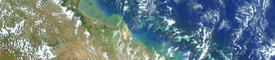 Riverine flood plumes affecting the Great Barrier Reef lagoon