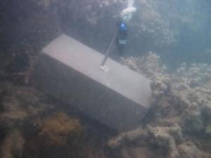 Cherepo Island - Torres Strait Temperature Logger (Slope Logger: CHEREPOSL1)
