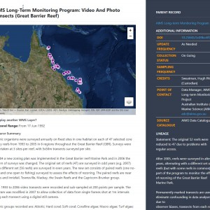 View the LTMP Photo Transects metadata to access the data download.