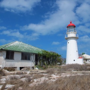 Booby Island - Light house