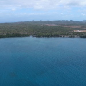 Horn Island - Aerial view