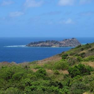 Dowar Island - View from Mer
