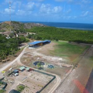 Sports Ground - Iama Island