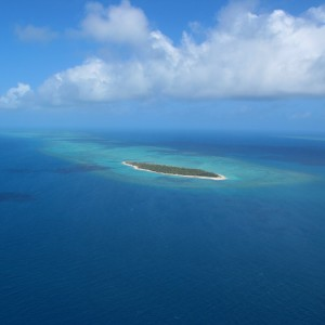 Bet Reef - Aerial view