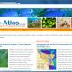 e-Atlas front page