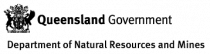 Department of Natural Resources and Mines logo