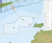 Voyages of the RV Southern Surveyor in the Oceanic Shoals CMR, 2012
