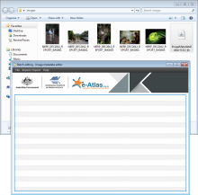 Execution the Image Metadata Editor