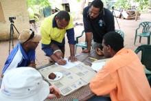 Scoring ecosystem goods and services, Erub Island