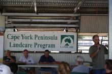 Landholders forum in Laura, 2012