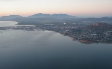 Aerial photography of Townsville