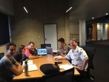 AIMS-CSIRO Research team progress update session